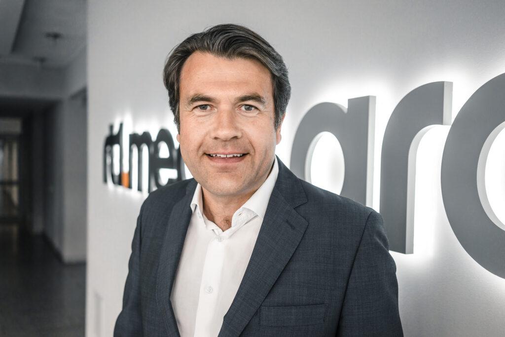 Dr. Bernhard Hock Geschäftsführer rt1.media group